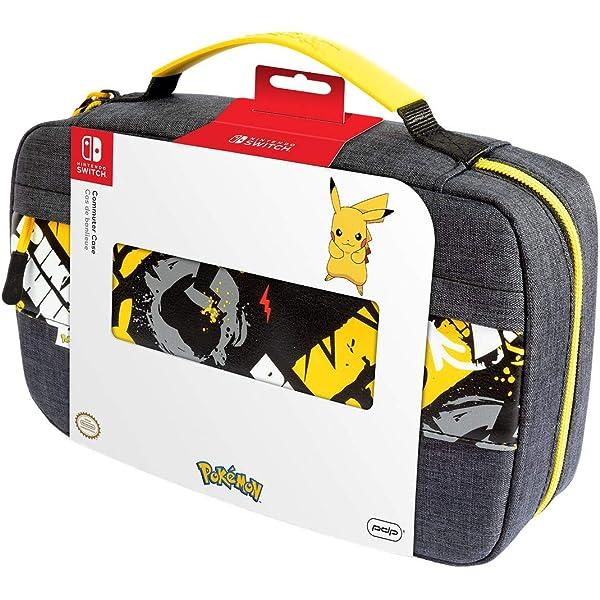 PDP - Funda De Viajero, Edición Pikachu Elite (Nintendo Switch ...