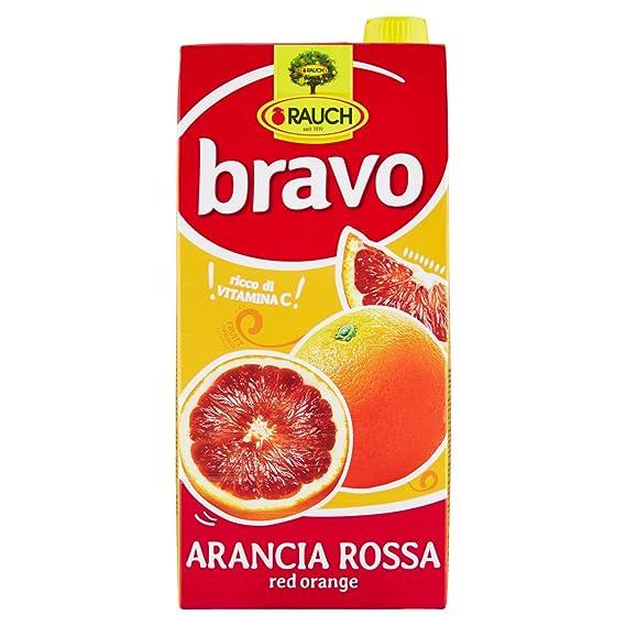 Bravo Néctar Naranja Roja 30% - 2000 ml