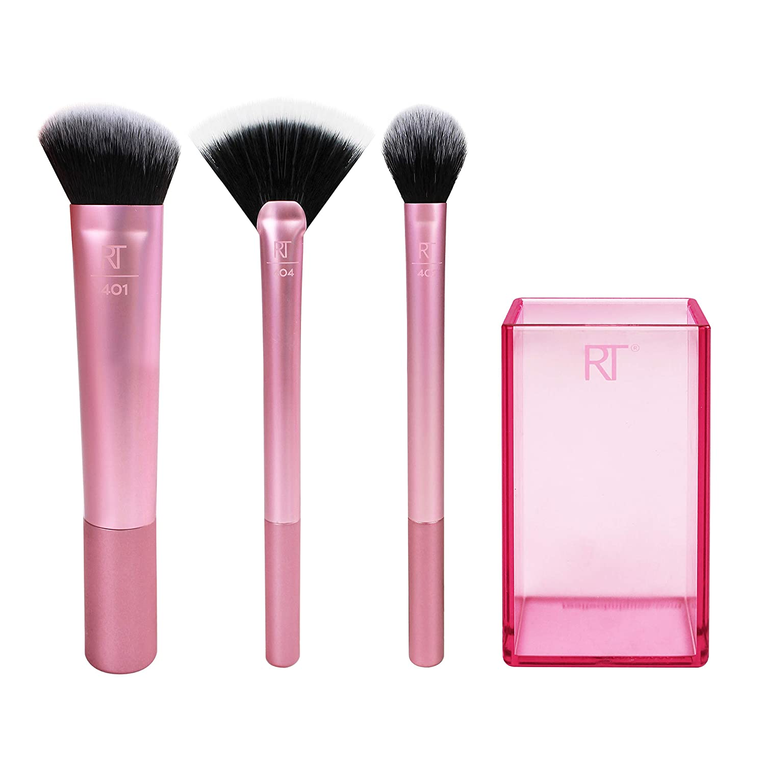 Fan Brush: Real Techniques Cruelty Free Sculpting Set