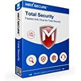 Max Secure Software Total Security Version 6-2 PCs, 3 Years (Email Delivery in 2 Hours - No CD) [License,Registration_Code]