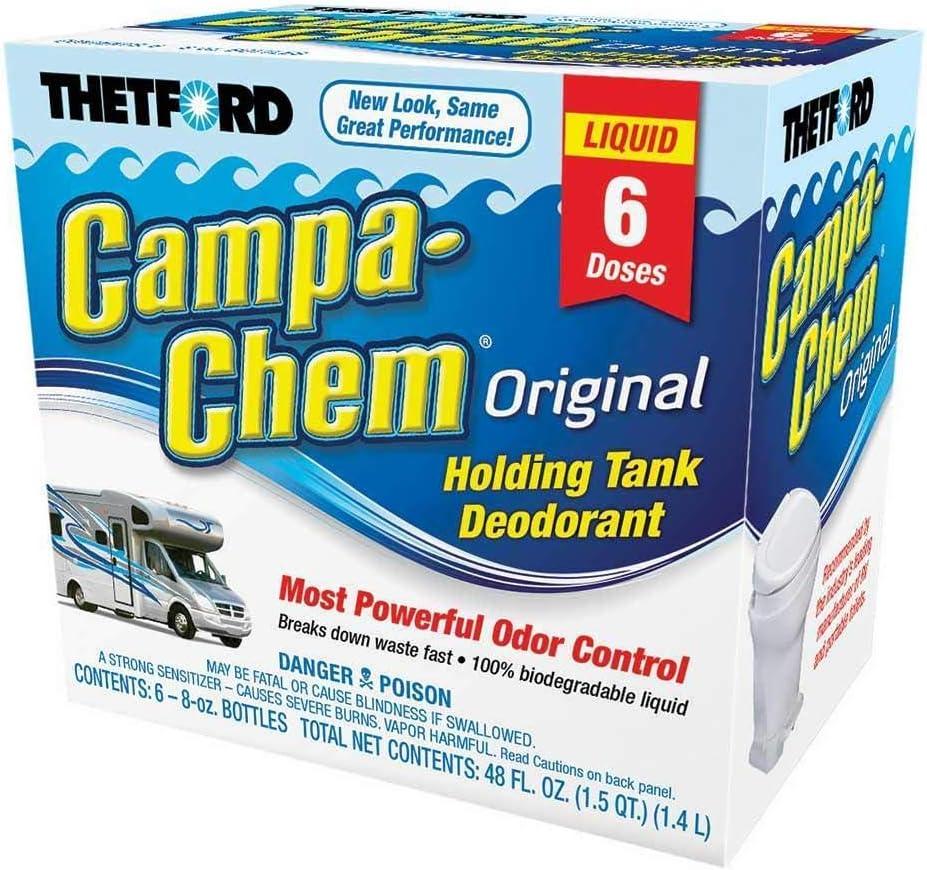 Campa-Chem RV Holding Tank Treatment