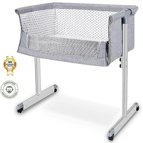Baby Bassinet Convertible Crib