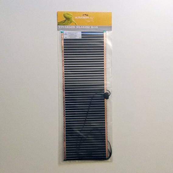 Manta termica calor para animales y reptiles 39W de 73x27cm ...