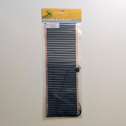 Manta termica calor para animales y reptiles 39W de 73x27cm