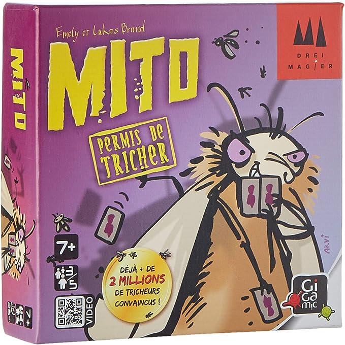 GIGAMIC DRMIT Mito – Juego de Tablero – Mito: Amazon.es: Juguetes ...
