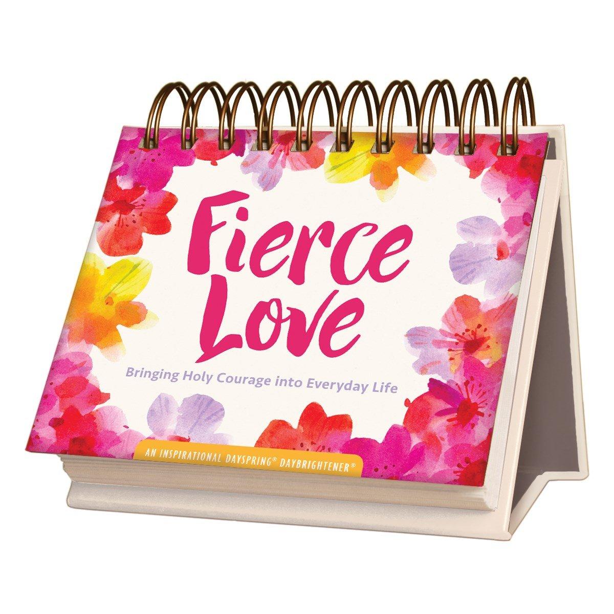 Flip Calendar - Fierce Love