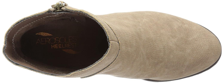 Aerosoles Women's W Convincing Boot B01HT8E5Q0 11 W Women's US|Taupe Snake 362d88