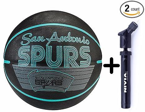Amazon.com: Spalding – Equipo Spurs Combo (de baloncesto ...