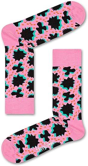 36-40 Happy Socks Geschenkbox Stripe 41-46 blau // weiß // rot Gift Box