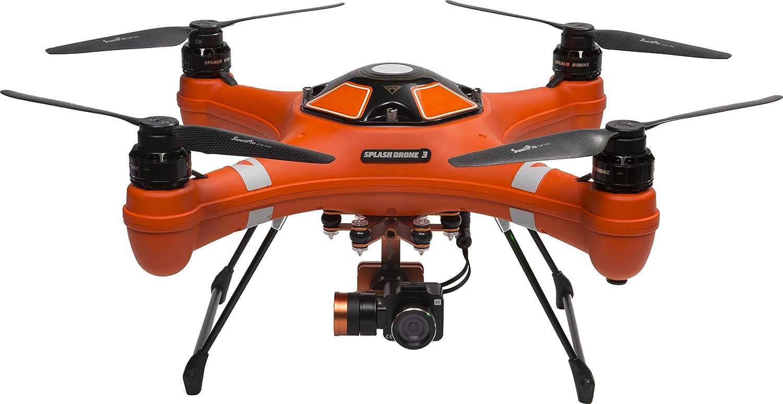 Swellpro Splash Drone 3 Auto, con cámara HD, 4K, vídeo en directo ...