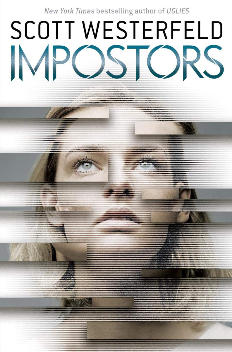 Amazon.com: Impostors (1) (9781338151510): Westerfeld, Scott: Books