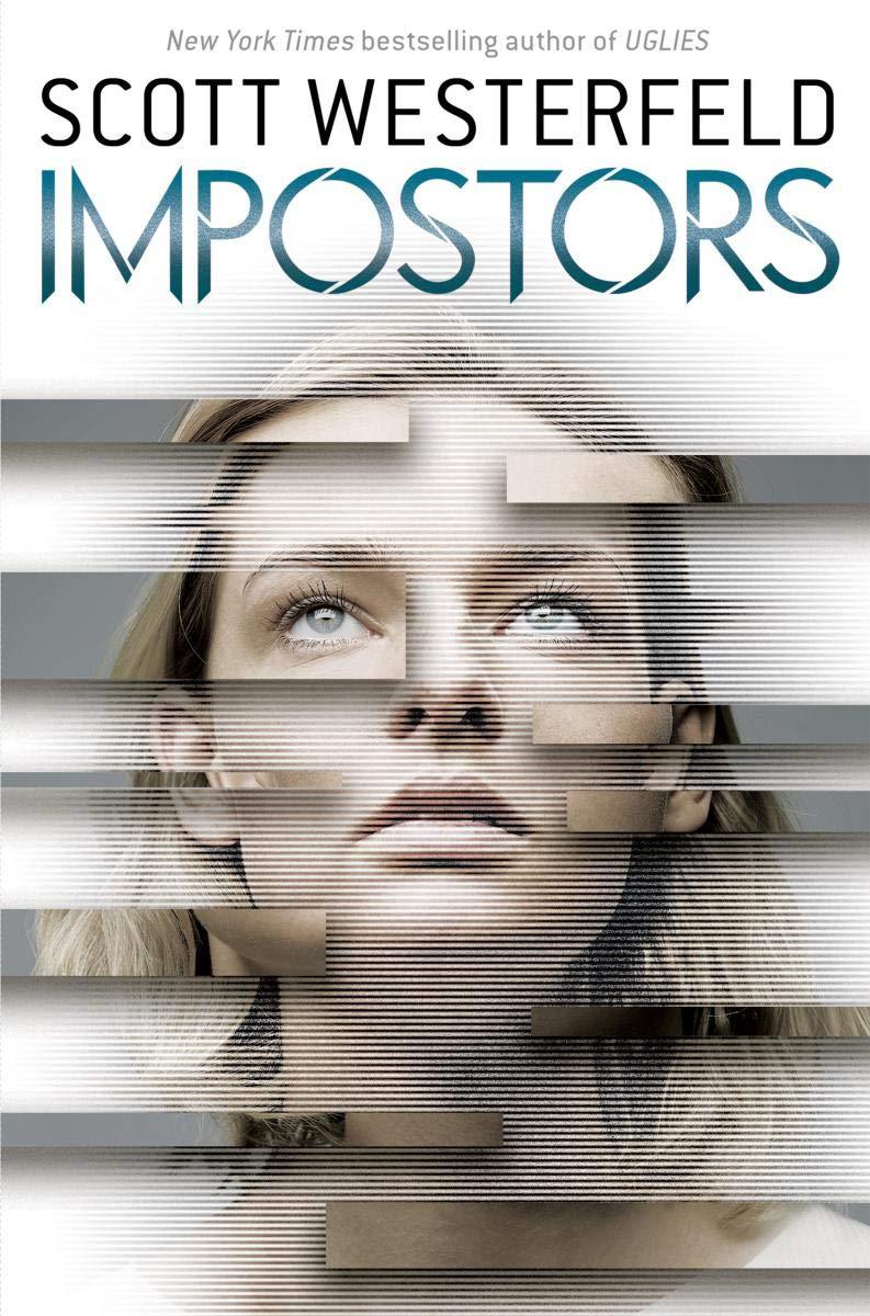 Amazon.com: Impostors (1) (9781338151510): Westerfeld, Scott: Books