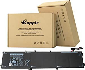 BOWEIRUI 6GTPY (11.4V 97Wh/8333mAh) Laptop Battery Replacement for DELL XPS 15 9560 9550 Precision 5510 5520 M5520 Replacement for 5XJ28 i7-7700HQ H5H20 5D91C