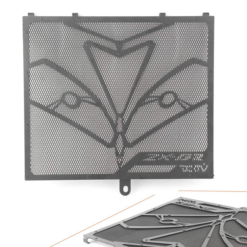 GZYF Stainless Steel Radiator Grill Protective Guard Cover Fits KAWASASKI ZX-6R NINJA 636 ZX6R 2009-2015 Gold