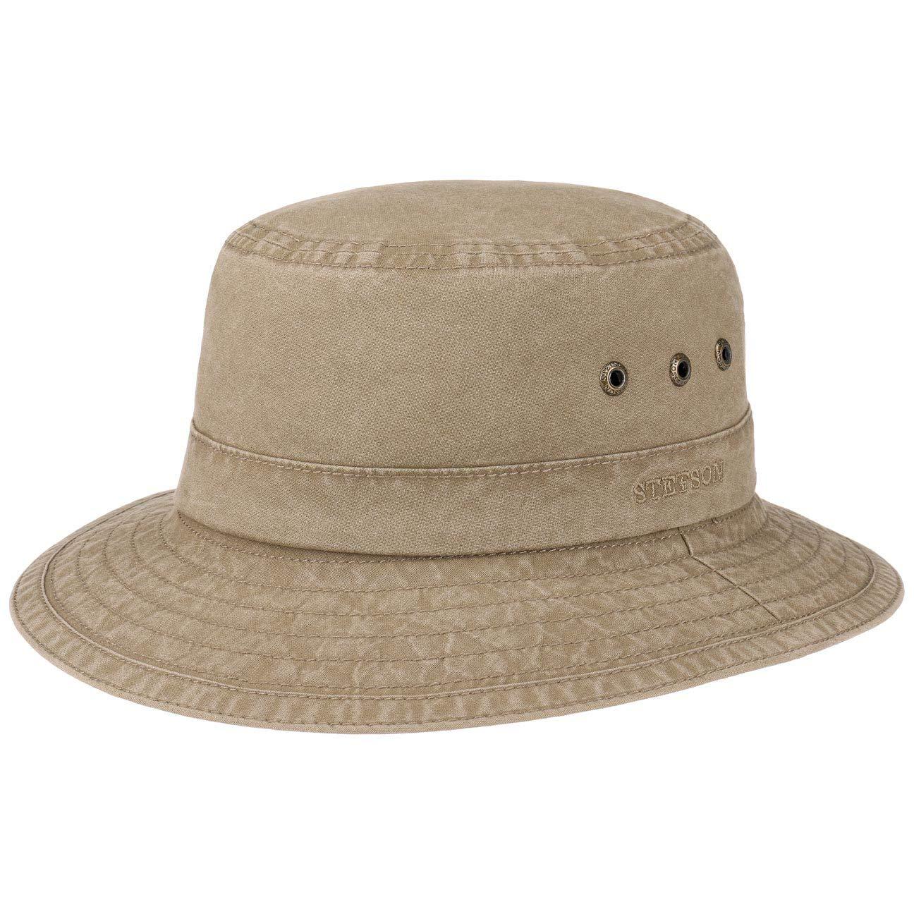 Stetson Reston Cappello da Pescatore vacanza estivo