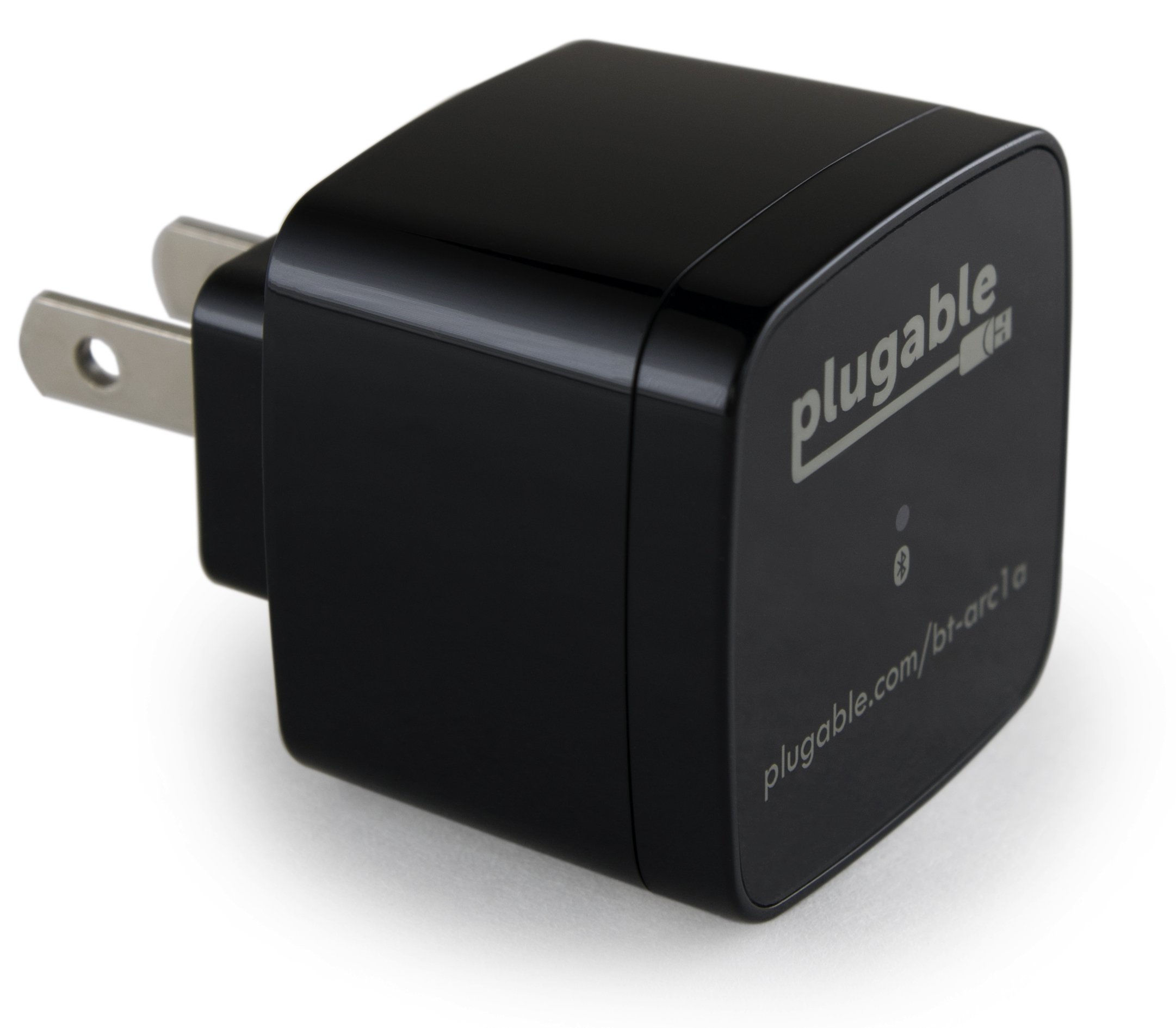 Plugable Bluetooth Audio Receiver Wireless Music Streaming Windows, OS X, Linux, Android iOS