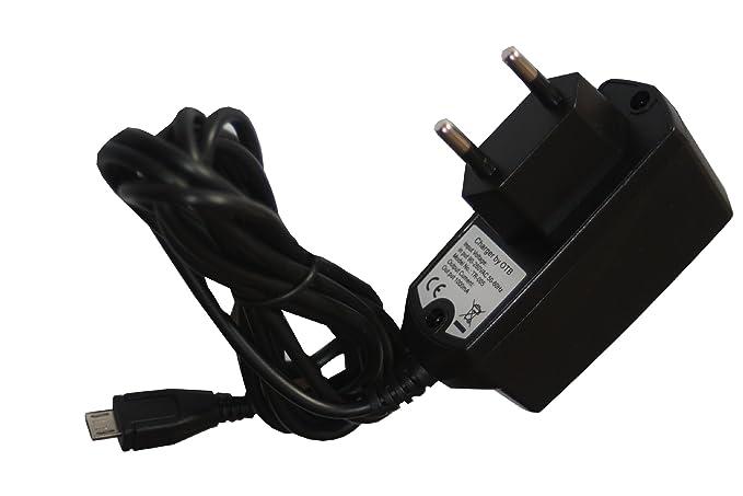 Cable de carga, cargador micro USB para Vodafone Smart 4 Turbo, Smart 4 Power