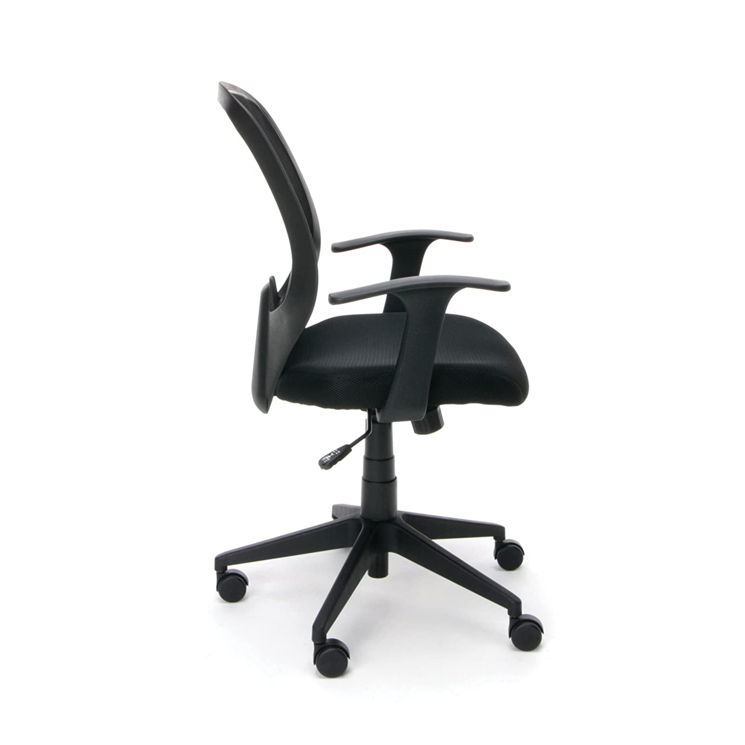 Amazon Essentials by OFM Mesh Swivel Task Chair with Arms