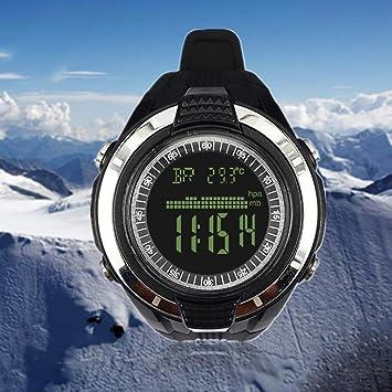 umsky Camping reloj digital resistente al agua reloj de ...