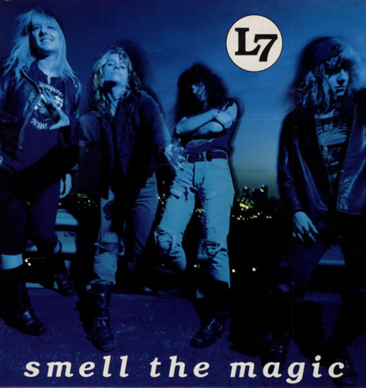 Smell the Magic [Vinyl]