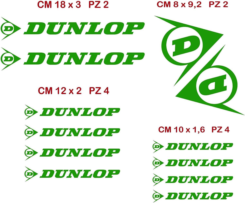 0569 Adh/ésifs Stickers pegatina Dunlop Moto Motorcycle cod