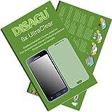Samsung Galaxy J3 (2016) Duos Displayschutzfolie - 6x Ultra Clear Schutzfolie für Samsung Galaxy J3 (2016) Duos