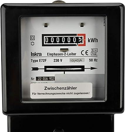 Import Allemagne Unitec  40740 Courant alternatif Compteur /électrique