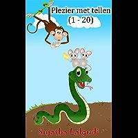 Children's books in Dutch: Plezier met tellen: Dutch Picture book for kids. Een leuk dieren prentenboek voor kinderen. Children's Picture book Dutch. Count ... (Children's picture books in Dutch 2)
