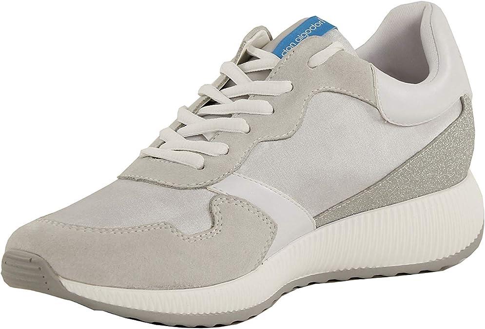 Don algodón Zkv1301, Zapatillas deportivas de mujer estilo casual: Amazon.es: Zapatos y complementos