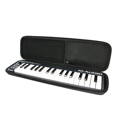 para teclado M-Audio Mini 32 II, portátil, 32 teclas USB/MID