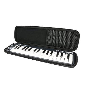 para teclado M-Audio Mini 32 II, portátil, 32 teclas USB/MID ...
