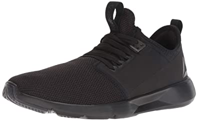3bb423c401b Reebok Men s Plus Lite 2.0 Running Shoe Black ash Grey 7 ...