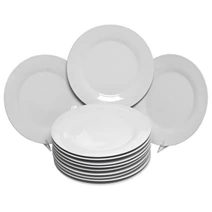 Amazon.com  10 Strawberry Street CATERING-12-DINNER-W Catering Pack 10.5