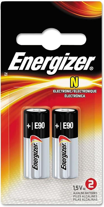 Energizer batteries N Size 2-Count