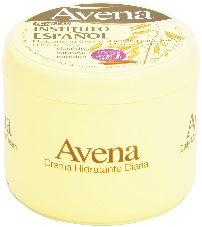 Instituto Español Avena Crema Hidratante - 400 ml