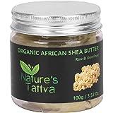 Nature's Tattva Organic Raw Shea Butter, 100g