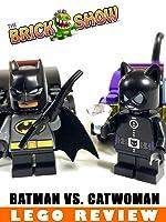 LEGO DC Comics Superheroes Mighty Micros : Batman vs Catwoman (76061)