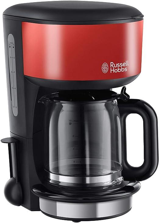 Russell Hobbs 20131-56 Colours - Cafetera de filtro, jarra de ...