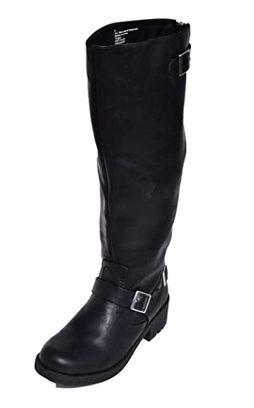 Amazon.com | Women Tall Riding Boots Brown or Black | Boots