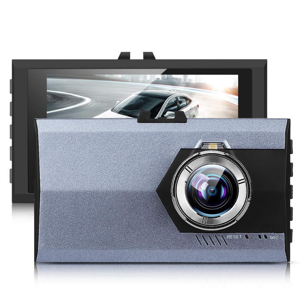 Cebbay Camara de Coche Sensor de visión Nocturna HD 1080P G Cámara DVR grabadora de Coche DVR: Amazon.es: Electrónica