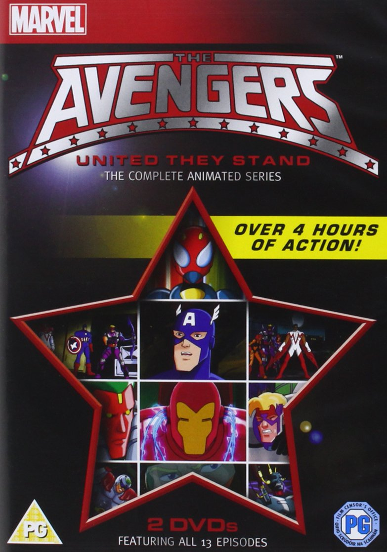 The Avengers Complete 1999 Series