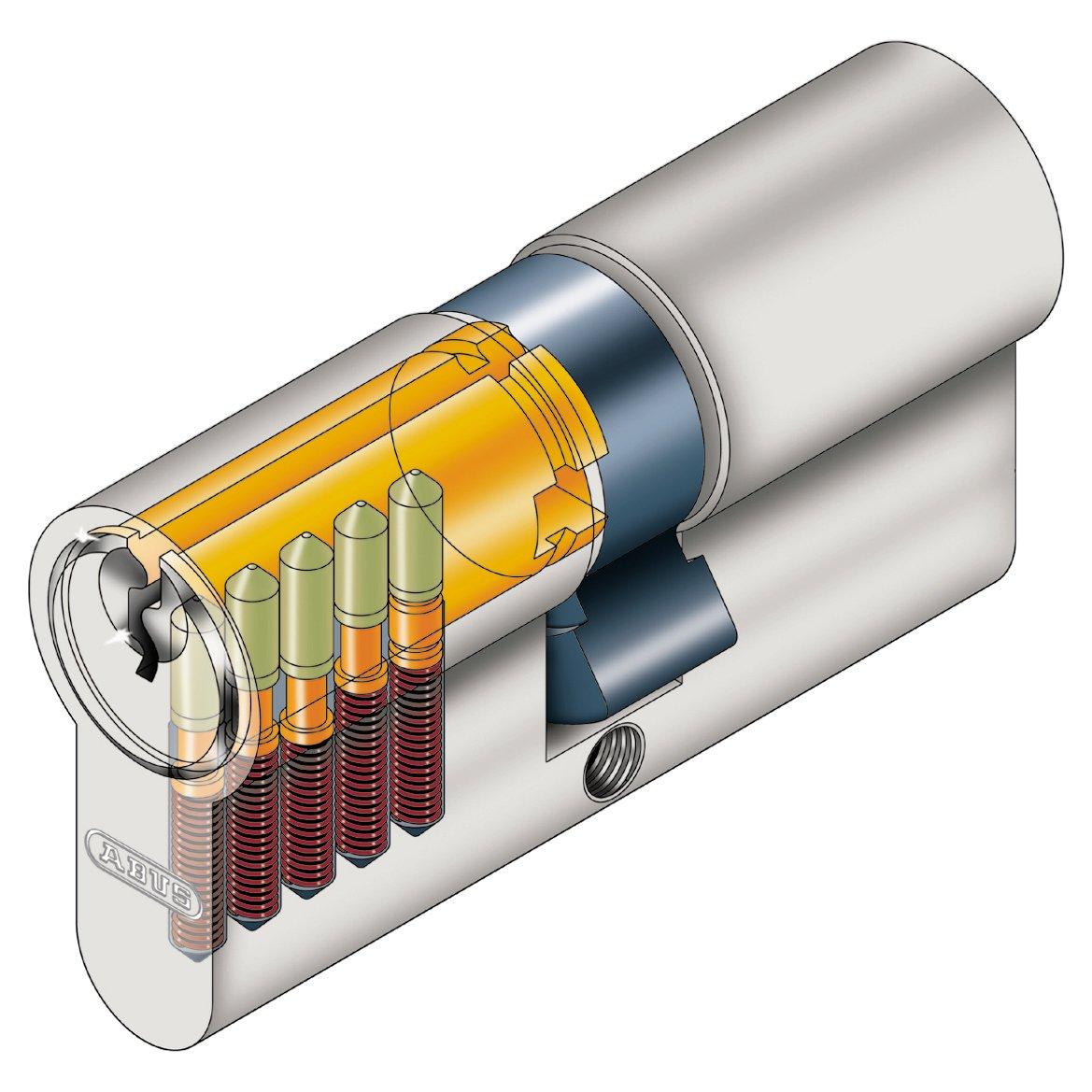 ABUS Profil-Zylinder C83N 40//45 03031