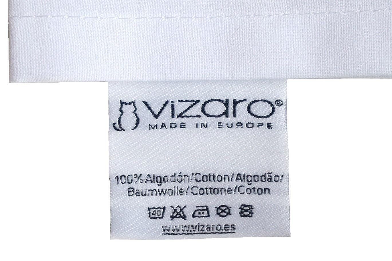 Vizaro - SACO de DORMIR Recién Nacido (0-4 meses) 100g - 3,5Tog - INVIERNO, ENTRETIEMPO - 100% ALGODÓN PURO - ALTA CALIDAD, hecho en UE, certificado OekoTex ...