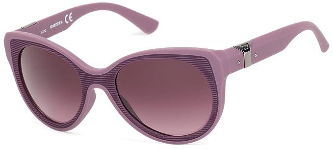 Diesel DL00, Gafas de Sol para Mujer, (Rosa 5583Z), M ...