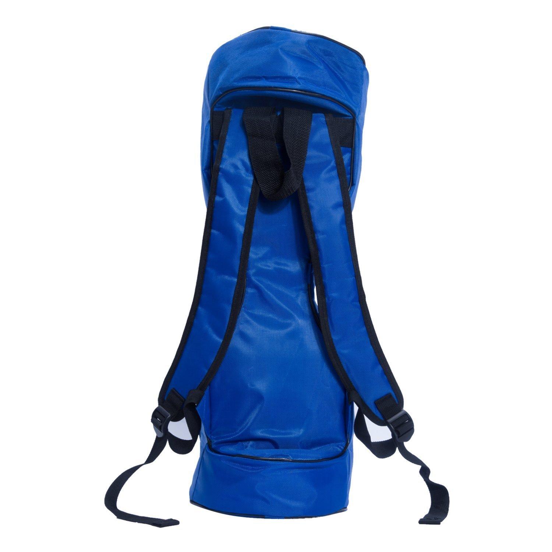 Eyourlife 6.5 Banlance de Bolsa Impermeable Mochila Hoverboard Material de Oxford Bolso Portátil de Vespa Dos Ruedas (Azul)