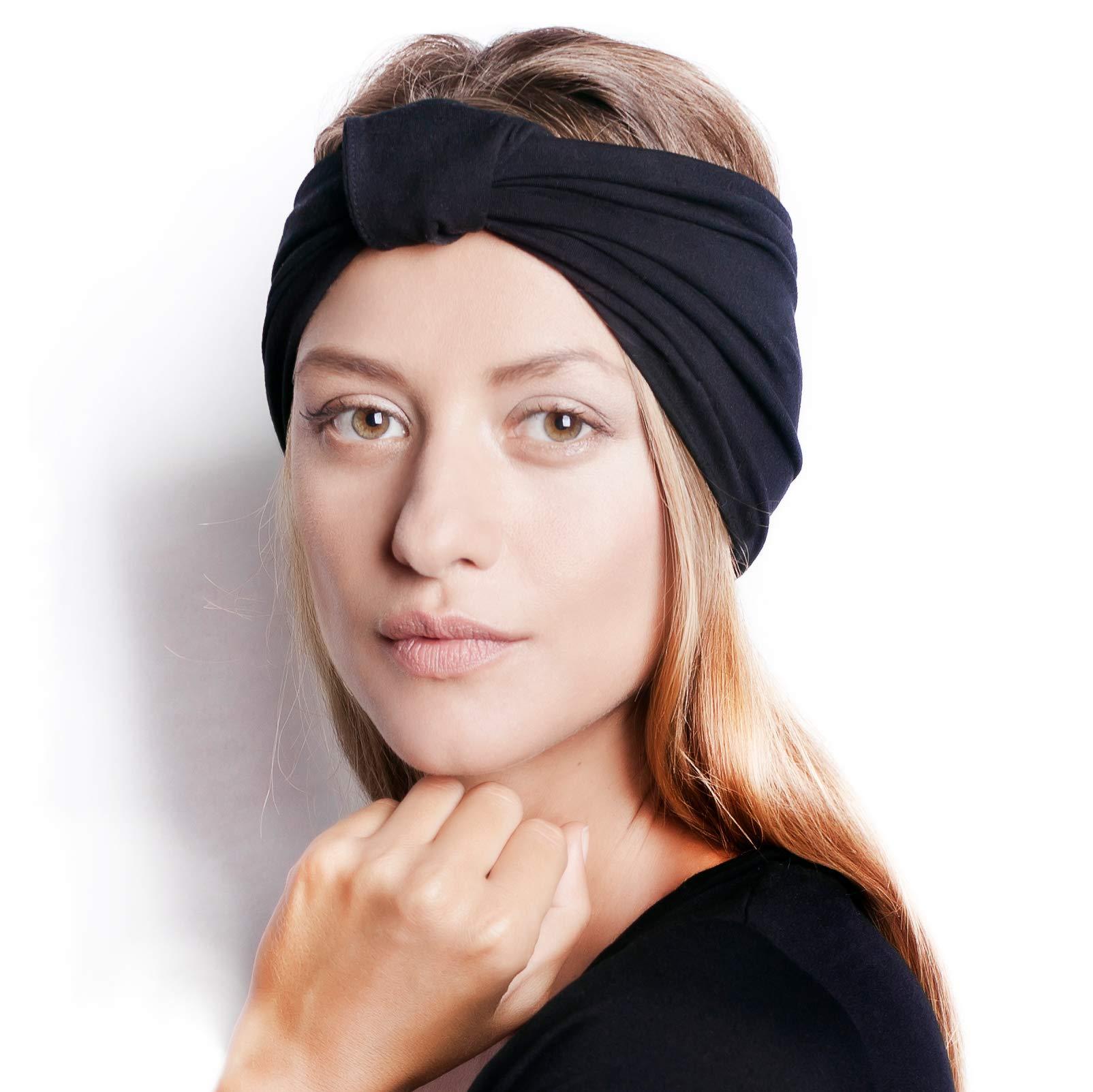 BLOM Original Multi Style Headband. for Women Yoga Fashion Workout Running  Athletic Travel. Wear 695d87d904
