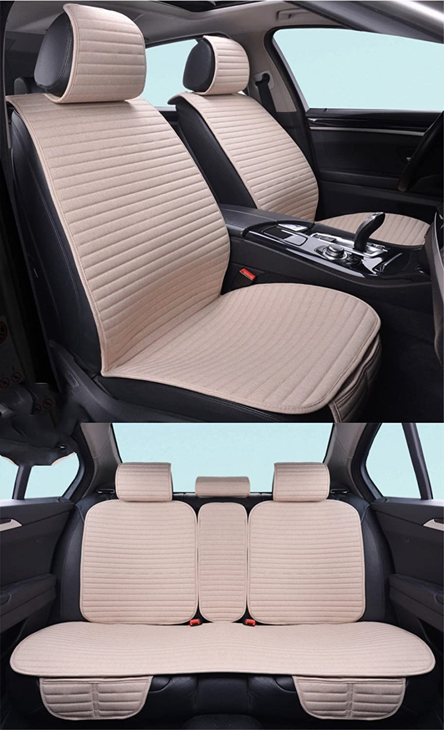 HONGLICar Waist Belt Waist Memory Cotton Backrest Seat Driver Car Four seasons Waist pads Baby Car Seats & Accessories