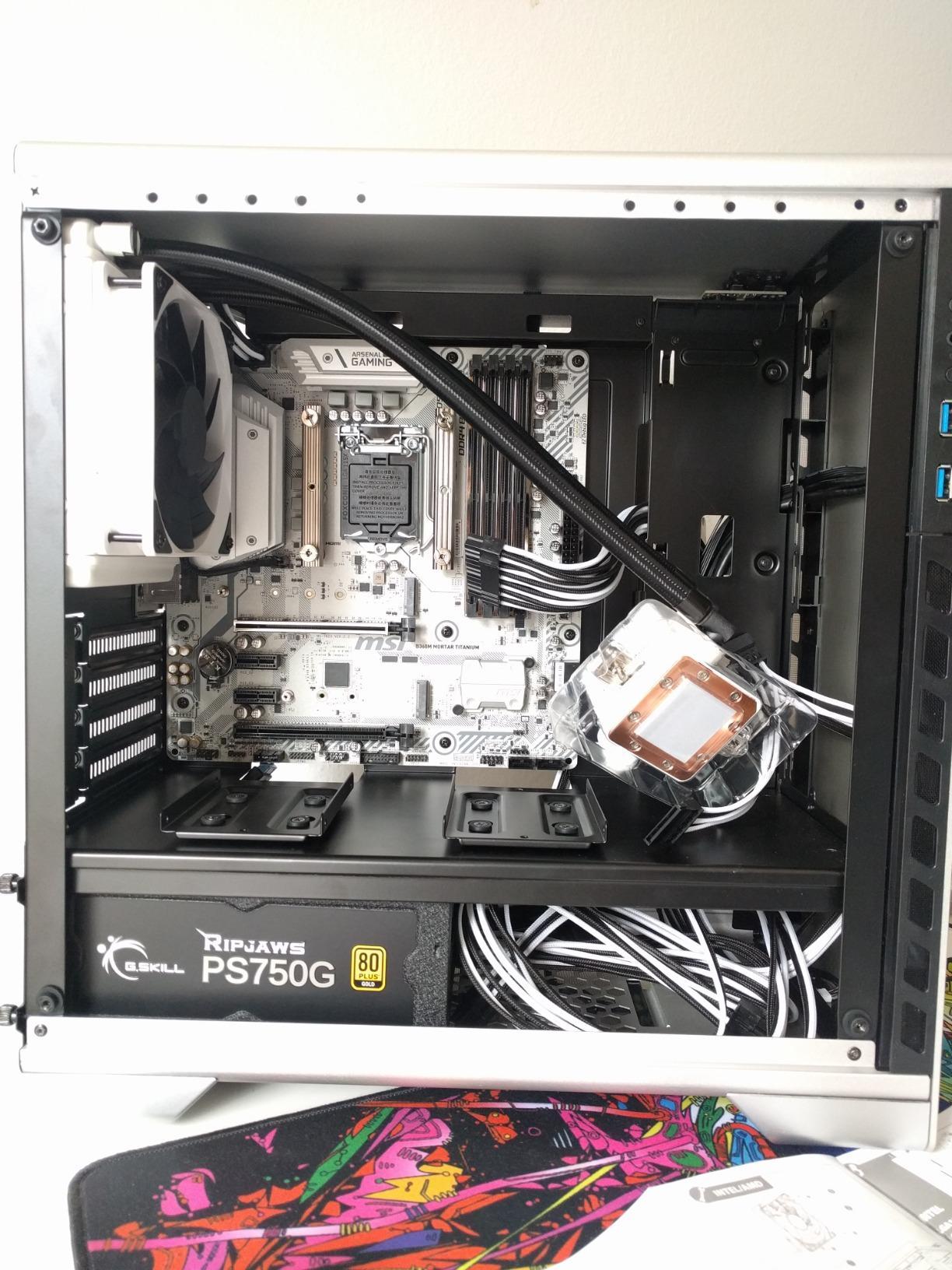 MSI Arsenal Gaming Intel Coffee Lake B360 LGA 1151 DDR4 Onboard