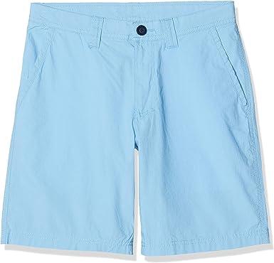 Columbia 1491953 WASHED OUT SHORT Pantalones Cortos, Hombre, Algodón, Negro (Shark), Talla EE.UU.: W40/L12, UK Talla: W40/L12: Amazon.es: Ropa y accesorios