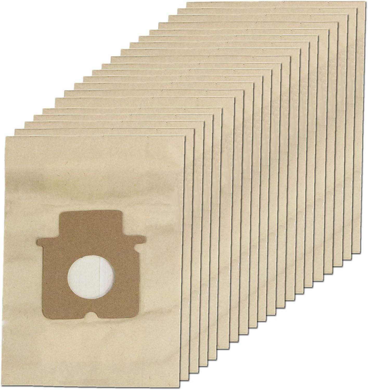 Bolsas de aspirador de Spares2Go, para aspirador Panasonic, 20 ...